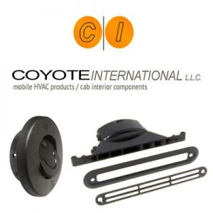 COYOTE INTERNATIONAL PARTS