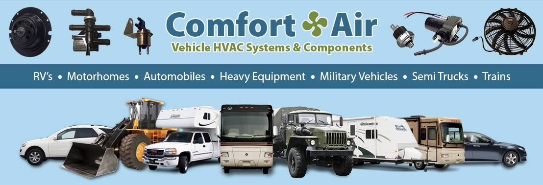 Vehicle HVAC Systems & Components