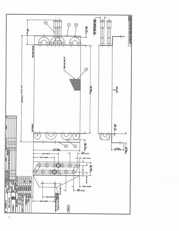 Heater Core (Evans) FT200265 OBSOLETE