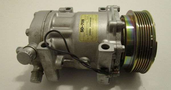 Compressor (Evans) RV010461 Sanden 7416 and SD709